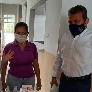 Diario Frontera, Frontera Digital,  MUNICIPIO TULIO FEBRES CORDERO, GOBIERNO DE MÉRIDA, Panamericana, ,Ambulatorios reciben dotación médica  para control de COVID-19