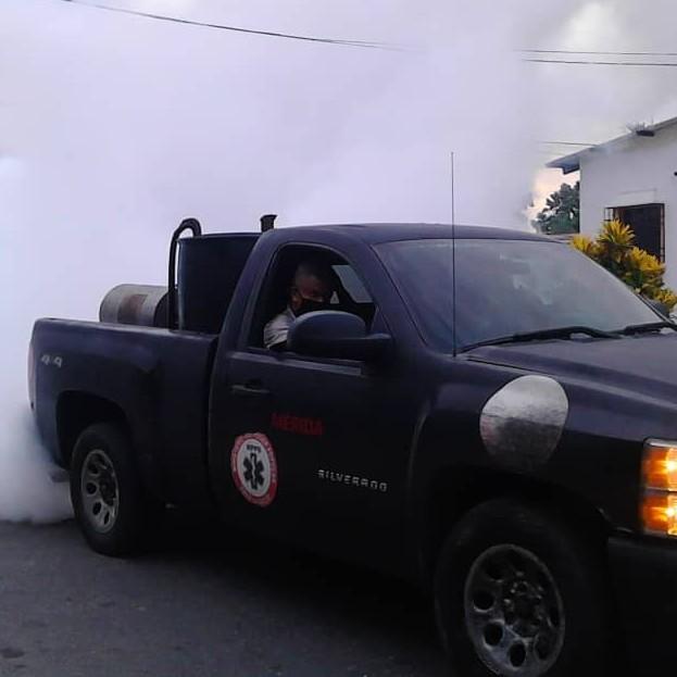 Diario Frontera, Frontera Digital,  SALUD AMBIENTAL, MÉRIDA, GOBIERNO DE MÉRIDA, Salud, ,Salud Ambiental en Mérida refuerza la lucha contra el dengue y malaria