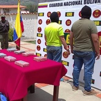 Diario Frontera, Frontera Digital,  COCAÍNA, Sucesos, ,GNB incautó en Mérida 235 kilos de clorhidrato de cocaína