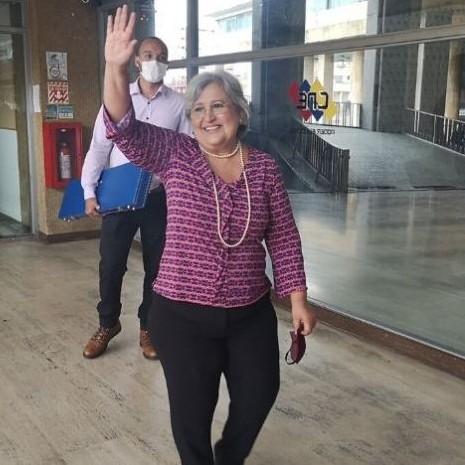 Diario Frontera, Frontera Digital,  TIBISAY LUCENA, Politica, ,Tibisay Lucena se despide del CNE  tras largos 14 años como presidenta del ente comicial #15Jun