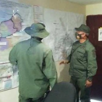 Diario Frontera, Frontera Digital,  Base Aérea Táctica El Vigía, Panamericana, ,ACTIVARON SALA SITUACIONAL PARA COMBATIR  Y EVITAR PROPAGACIÓN DEL COVID-19