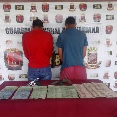 """Diario Frontera, Frontera Digital,  GNB, Sucesos, ,GNB desmanteló banda """"Alcázar"""" dedicada al robo con armas de fuego"""
