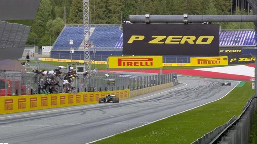 Diario Frontera, Frontera Digital,  f1, hamilton, Deportes, ,Lewis Hamilton se llevó el Gran Premio de Estiria