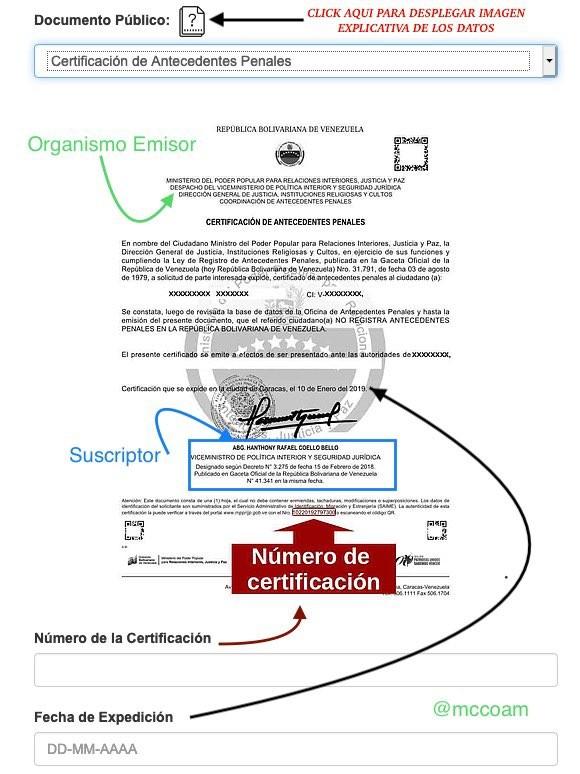 Diario Frontera Venezolanos Pueden Apostillar Sus Documentos Desde 12 Países