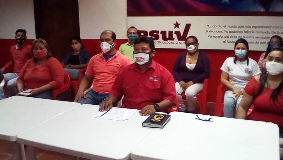 Diario Frontera, Frontera Digital,  PSUV EL VIGÍA, Panamericana, ,PSUV RECHAZA ATAQUES CONTRA LÍDERES POLÍTICOS  COMUNITARIOS EN ALBERTO ADRIANI
