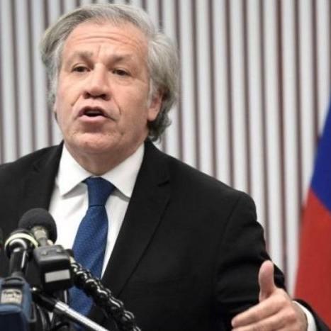 Diario Frontera, Frontera Digital,  ALMAGRO, Internacionales, ,Almagro: Respaldamos las nuevas sanciones  de Suiza a la dictadura de Venezuela #7Jul