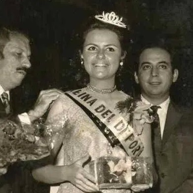 Diario Frontera, Frontera Digital,  DORA LUISA PÉCORI, Deportes, ,Falleció Dora Luisa Pecori,  eterna Reina del Deporte