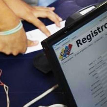 Diario Frontera, Frontera Digital,  CNE, Politica, ,CNE: 76 % de los puntos de Registro Electoral están activos