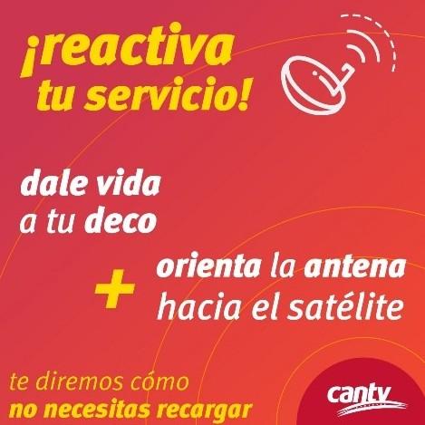 Diario Frontera, Frontera Digital,  CANTV DIGITAL, Nacionales, ,Vuelve a disfrutar de Cantv Televisión Satelital