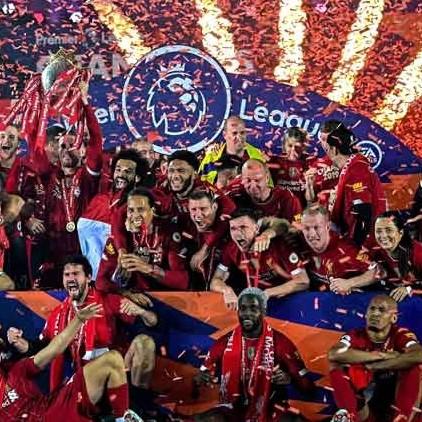 Diario Frontera, Frontera Digital,  LIVERPOOL, Deportes, ,Liverpool levantó en Anfield  su primera liga inglesa en treinta años
