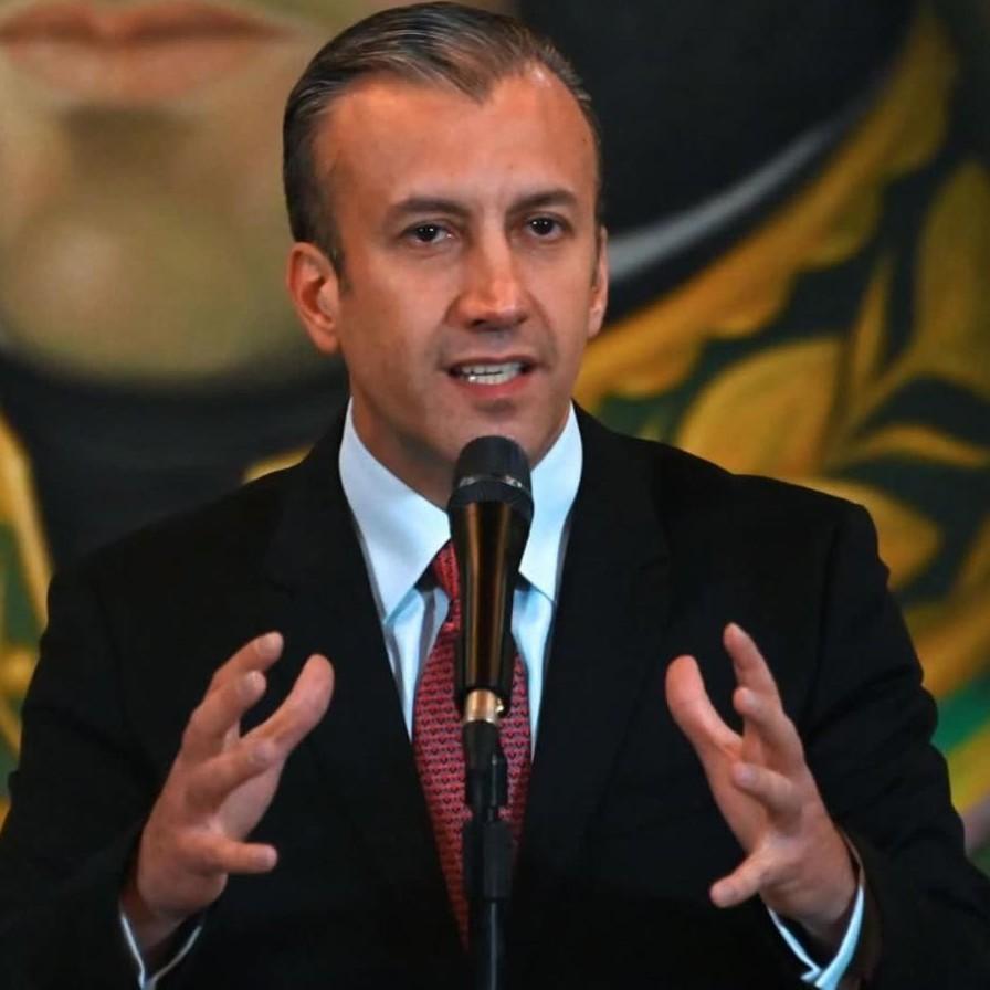 """Diario Frontera, Frontera Digital,  TARECK, Nacionales, ,El Aissami se recuperó del coronavirus de forma """"absoluta"""""""
