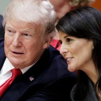 Diario Frontera, Frontera Digital,  DONALD TRUMP, Internacionales, ,La posible baza oculta de Trump:  Sustituir a Pence por una vicepresidenta