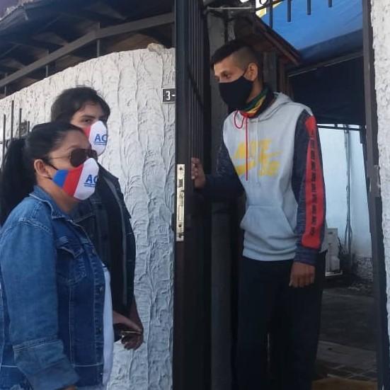 Diario Frontera, Frontera Digital,  ACEP, Politica, ,Victoria Salas (ACEP-Mérida):  ACEP exige mejorar las condiciones en jornadas del Registro Electoral