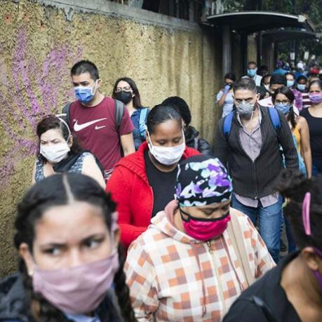 Diario Frontera, Frontera Digital,  COVID-19, Nacionales, ,Confirman 583 nuevos casos  y 5 fallecidos por COVID-19 en Venezuela #28Jul