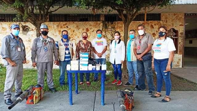 Diario Frontera, Frontera Digital,  NUEVA BOLIVIA, GOBIERNO DE MÉRIDA, Panamericana, ,Población de Nueva Bolivia se beneficiacon intensa jornada de fumigación contra la malaria