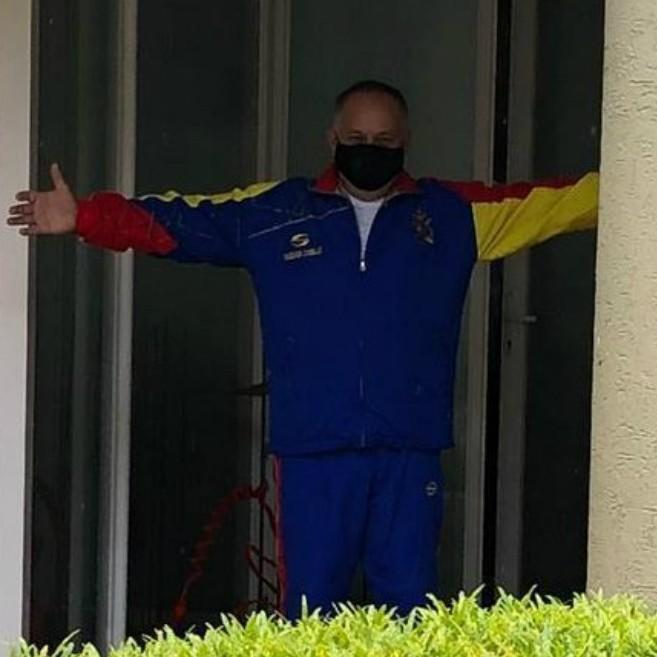 Diario Frontera, Frontera Digital,  DIOSDADO CABELLO, Politica, ,Diosdado Cabello recibió  alta médica tras superar el Covid-19