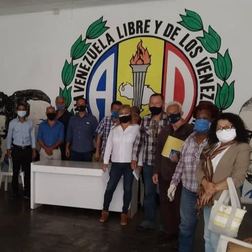 Diario Frontera, Frontera Digital,  CES DE AD, MÉRIDA, ROMÁN HUMBERTO ZAMBRANO, Politica, ,CES de AD en Mérida rechaza   la toma violenta de inmuebles del partido