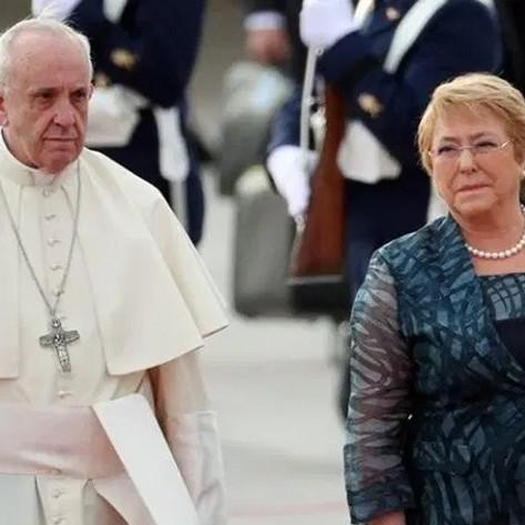 Diario Frontera, Frontera Digital,  PAPA FRANCISCO, Internacionales, ,El papa Francisco se reúne con Bachelet  para hablar sobre Venezuela