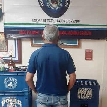 Diario Frontera, Frontera Digital,  VENTA ILEGAL DE ALCOHOL, Sucesos, ,CIUDADANO DETENIDO POR VENDER BEBIDAS ALCOHÓLICAS  VIOLANDO DECRETO PRESIDENCIAL DEL COVID-19