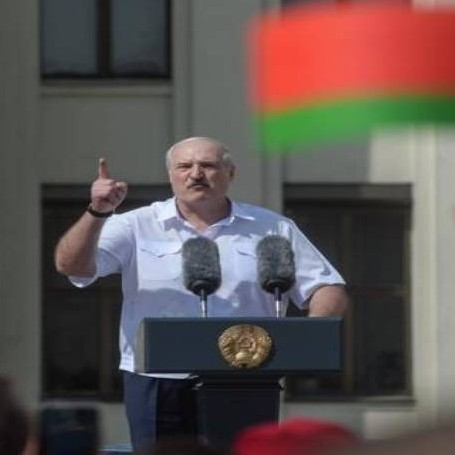 Diario Frontera, Frontera Digital,  BIELORRUSIA, Internacionales, ,#EnFotos Lukashenko dice que «ni muerto» entregará a Bielorrusia