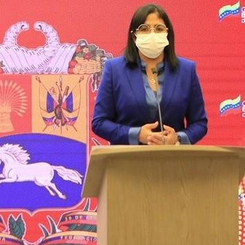 Diario Frontera, Frontera Digital,  DEL CY RODRÍGUEZ, Nacionales, ,Delcy Rodríguez confirmó 1.171 casos de Covid-19 y 6 fallecidos
