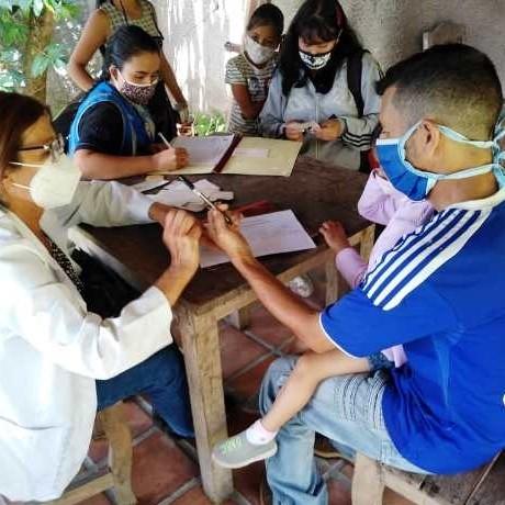 Diario Frontera, Frontera Digital,  JORNADA DE SALUD, EJIDO, CAMPO ELÍAS, Salud, ,MIL 574 PERSONAS ATENDIDAS EN INTENSA  JORNADA DE SALUD EN PARROQUIA MONTALBÁN