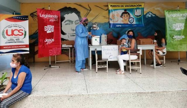 """Diario Frontera, Frontera Digital,  UNIDOS POR LA SALUD, CLEBM, Salud, ,Programa """"Unidos por la salud de los merideños""""  se desplegó en Los Curos"""