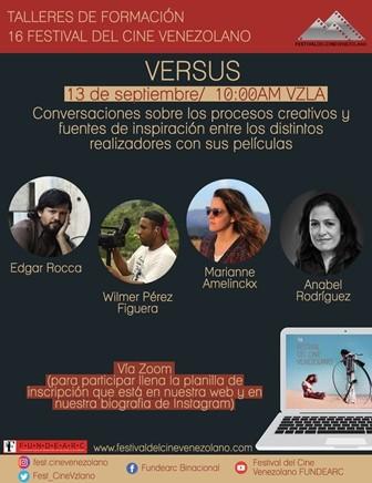 Diario Frontera, Frontera Digital,  FESTIVAL DEL CINE VENEZOLANO, Entretenimiento, ,Encuentro virtual abre Festival del Cine Venezolano