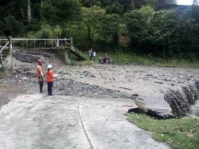 Diario Frontera, Frontera Digital,  PC MÉRIDA, Panamericana, ,PC Mérida mantiene monitoreo en cuencas de ríos y quebradas