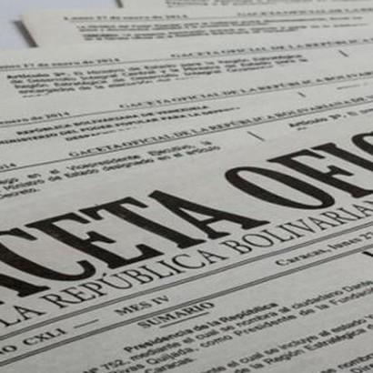 Diario Frontera, Frontera Digital,  GACETA OFICIAL, Nacionales, ,Gobierno Nacional extiende por seis meses la suspensión  del cobro de alquileres comerciales y de viviendas principales