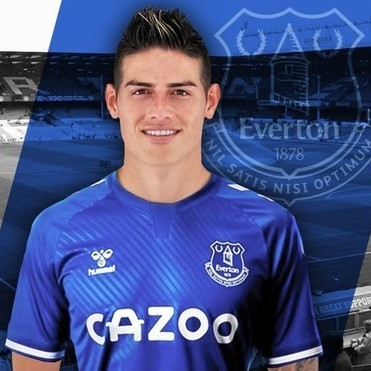 Diario Frontera, Frontera Digital,  JAMES RODRÍGUEZ, Deportes, ,Oficial: James Rodríguez ficha por el Everton