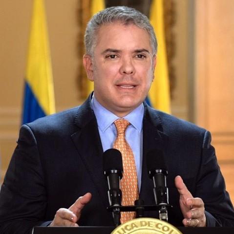Diario Frontera, Frontera Digital,  IVÁN DUQUE, Internacionales, ,Duque llama a Colombia a la calma en medio de protestas