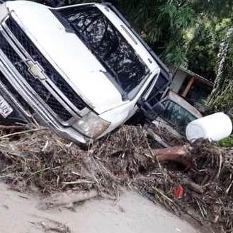 Diario Frontera, Frontera Digital,  RÍO LIMÓN, ARAGUA, Nacionales, ,Entre gritos de auxilio los aragüeños  vivieron nueva tragedia del río El Limón