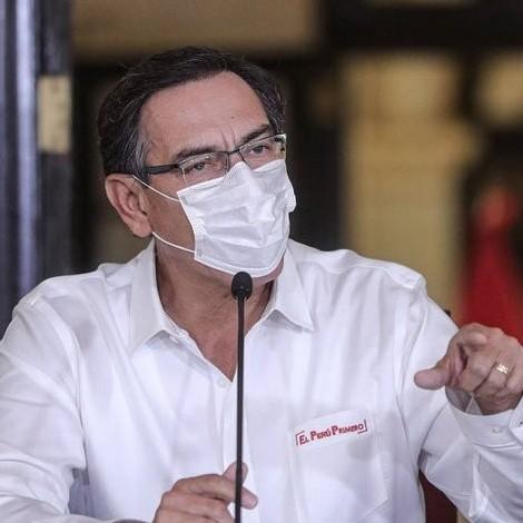 Diario Frontera, Frontera Digital,  MARTÍN VIZCARRA, Internacionales, ,Martín Vizcarra no renunciará  tras difusión de audios en el Congreso