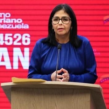Diario Frontera, Frontera Digital,  DELCY RODRÍGUEZ, Nacionales, ,Delcy Rodríguez anuncia 1.072 nuevos casos  y nueve fallecidos por Covid-19