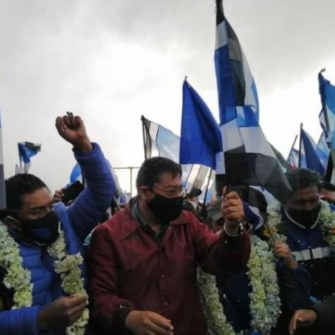 Diario Frontera, Frontera Digital,  LUIS ARCE, EVO MORALES, MAS, BOLIVIA, Internacionales, ,El partido de Evo Morales puede regresar al poder en Bolivia  por la división de sus adversarios