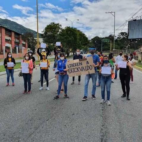 Diario Frontera, Frontera Digital,  ODH ULA, Sucesos, ,Estudiante de la ULA cumple tres años preso  sin pruebas del delito que se le imputa