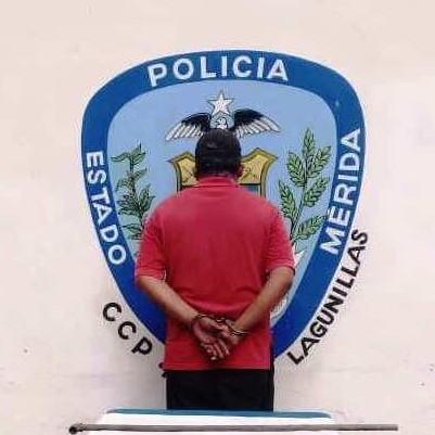 Diario Frontera, Frontera Digital,  LAGUNILLAS, Sucesos, ,CIUDADANO APREHENDIDO TRAS HABERLE CAUSADO  LESIONES PERSONALES  A OTRO CIUDADANO EN LAGUNILLA