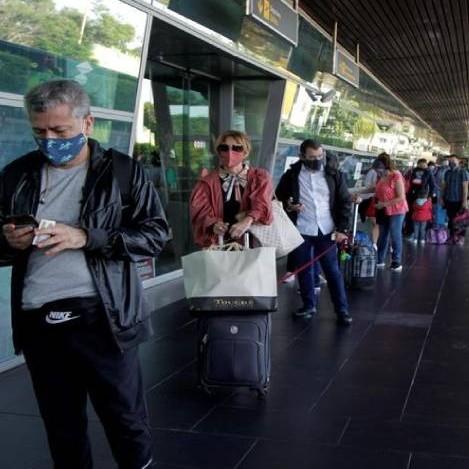 Diario Frontera, Frontera Digital,  COLOMBIA, TRÁFICO AÉREO, Internacionales, ,Se reactivó el tráfico aéreo nacional en Colombia