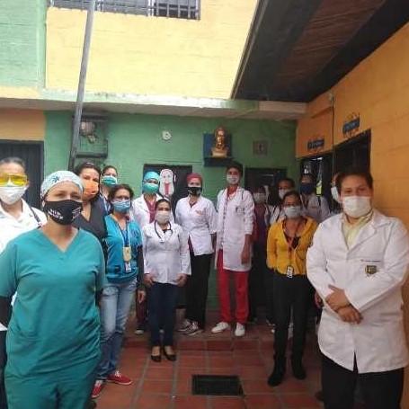 Diario Frontera, Frontera Digital,  BARRIO ADENTRO SALUD, Salud, ,Barrio Adentro Salud efectúa control y seguimiento  a pacientes recuperados de COVID-19