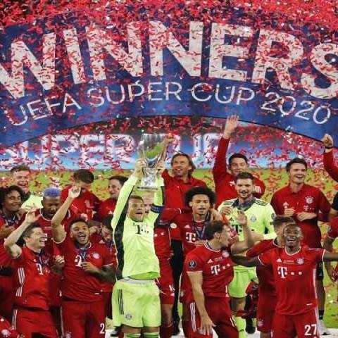 Diario Frontera, Frontera Digital,  BAYERN, CAMPEÓN, SIUPERCOPA, SEVILLA, Deportes, ,El Bayern levantó la Supercopa al cielo de Budapest