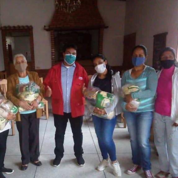 Diario Frontera, Frontera Digital,  MUNICIPIO RANGEL, Páramo, ,Alcalde René Barrios premia el trabajo  de la vanguardia revolucionaria del Páramo merideño