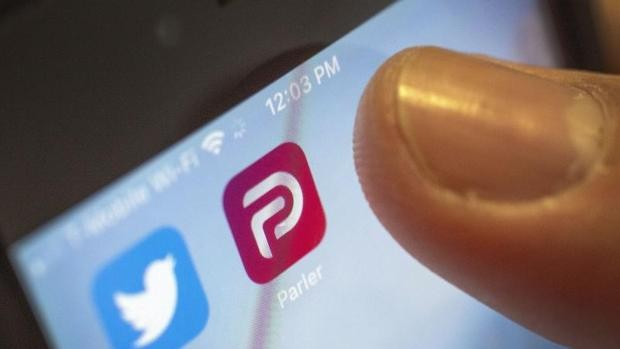 Diario Frontera, Frontera Digital,  PARLER, Tecnología, ,Parler: la «app» vetada por Apple y Google  por dar voz a los seguidores más extremistas de Trump