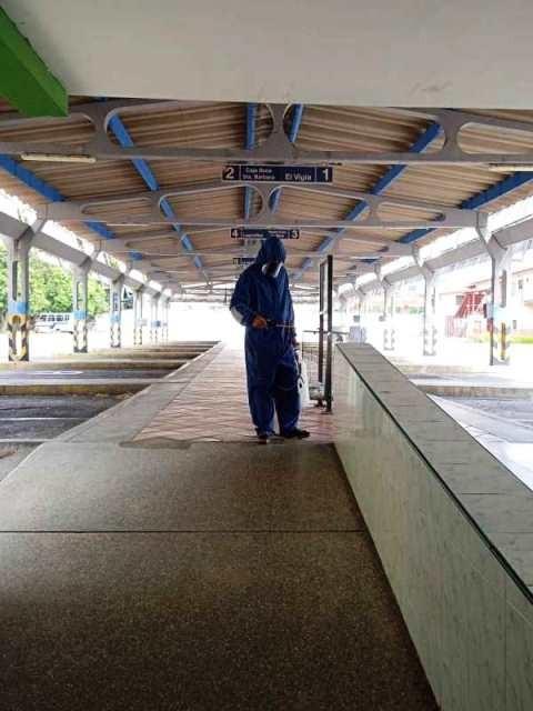 Diario Frontera, Frontera Digital,  TERMINAL DE PASAJEROS DE MÉRIDA, Regionales, ,Con medidas de bioseguridad Terminal de Mérida activa servicio de transporte
