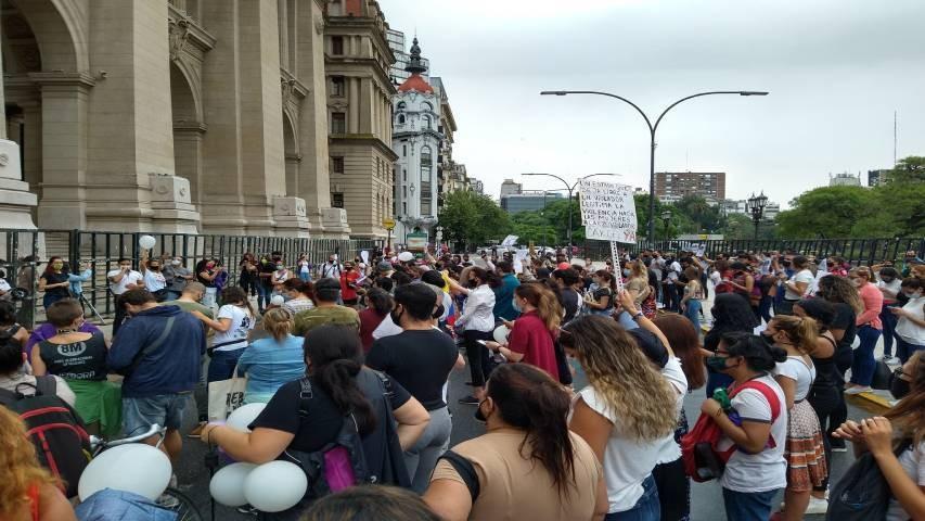 Diario Frontera, Frontera Digital,  ARGENTINA, Internacionales, ,Venezolanos exigen en Argentina justicia para joven agredida