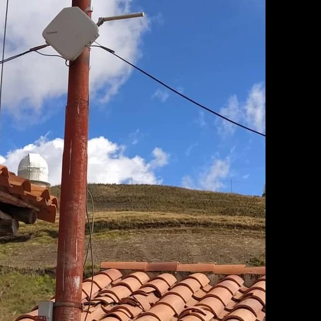 Diario Frontera, Frontera Digital,  CANTV EN LLANO DEL HATO, Páramo, ,Cantv activó Wi-Fi en plaza Bolívar de Llano del Hato