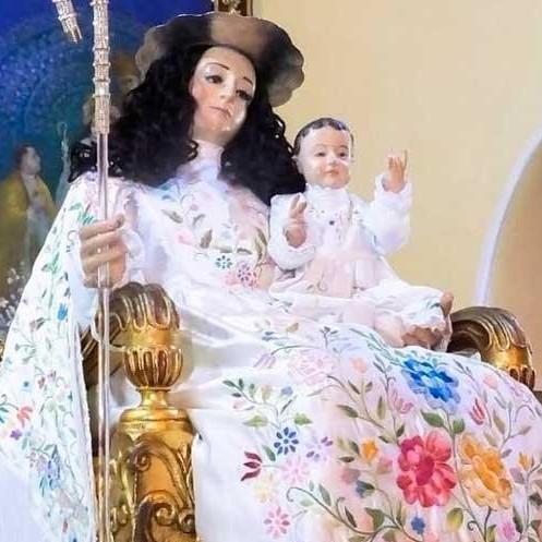 """Diario Frontera, Frontera Digital,  DIVINA PASTORA, Nacionales, ,""""Vestida de amor"""": Divina Pastora  luce vestido del año 2000"""