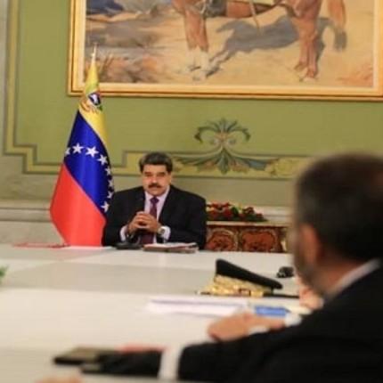 Diario Frontera, Frontera Digital,  NUEVO TERRITORIO, NICOLÁS MADURO, Nacionales, ,Nicolás Maduro firmó decreto que establece  un nuevo territorio marítimo para Venezuela