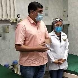 Diario Frontera, Frontera Digital,  JEHYSON GUZMÁN, Salud, ,Jehyson Guzmán constató capacidad médica instalada y avances de mantenimiento