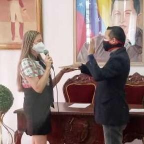 Diario Frontera, Frontera Digital,  PRESIDENTE DEL CONCEJO MUNICIPAL DE TOVAR, Mocoties, ,Jesús Gómez asumió la presidencia  del Concejo Municipal de Tovar